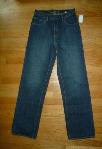 New Gap Boys 1969 Jeans 18 Slim