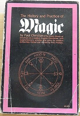 The History And Practice Of Magic  Classic Occult  Supernatural  Astrology