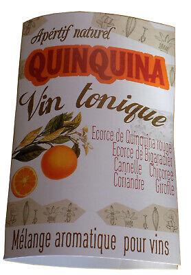 Quinquina | préparation pour vin tonique aux écorces de Quinquina | Quina...