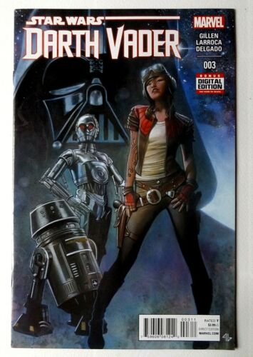 MARVEL COMICS 2015 STAR WARS DARTH VADER #3 (NM-)1ST APPEARANCE DR DOCTOR APHRA