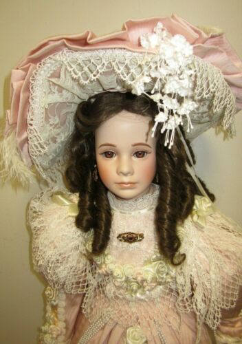 """31"""" Lady Jane Doll Thelma Resch Imperial Gem Collection Designer Guild Limited"""