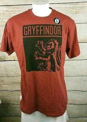 Harry Potter T Shirt Gryffindor Cotton Shirt X Large ](Gryffindor Shirt)