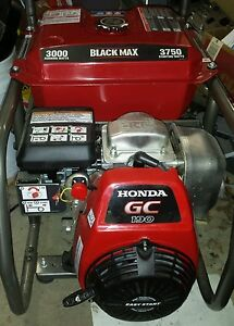 3000 Watt Honda Generator