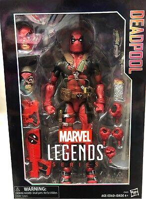 "New Marvel Legend Series 12"" Deadpool Action Figure"