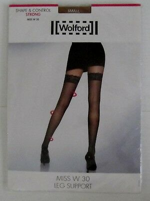 NEU & OVP: Wolford MISS W 30 LEG SUPPORT SHAPE & CONTROL STRONG! Gr. S