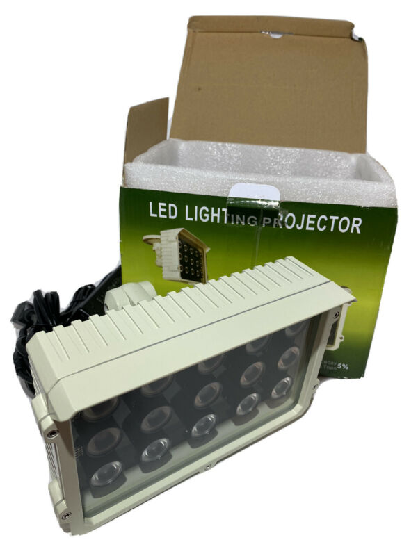 CM-IR15W LED Night Vision Security Camera Illuminator 200-300' Wide Angle
