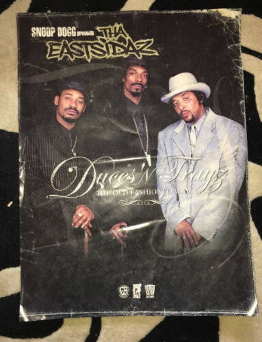 Tha Eastsidaz poster Snoop Dogg