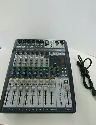 Soundcraft Signature 10 Channel Premium Compact Analog Mixer Console MINT! Analog Compact Console
