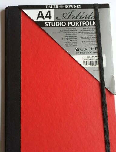 DALER-ROWNEY A4 ARTISTS STUDIO PORTFOLIO