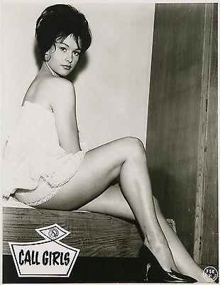 Jeanne Valerie in Call Girls, 60er Jahre Film / FSK 24