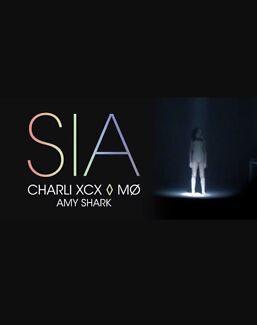 SIA concert tickets Sydney
