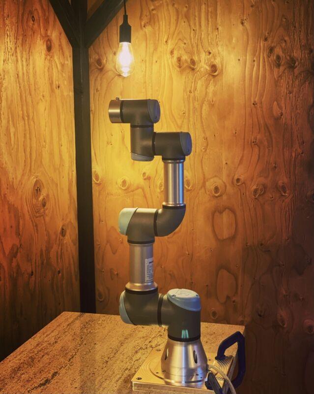 UR3 Robot Cobot