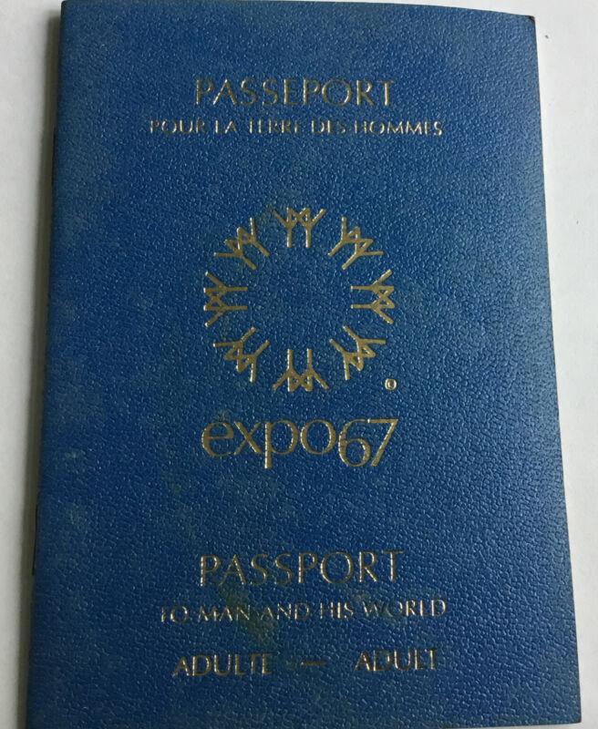 Expo 67 World