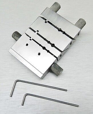 Miter Joint Jig Vice Tube Cutting Filing Block Miter Vice Large Multiple Angles