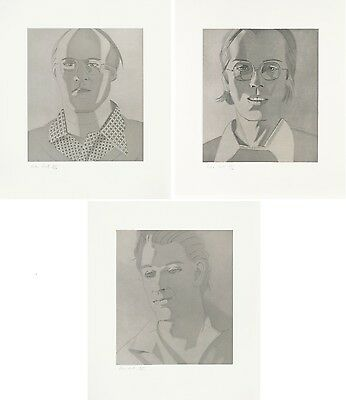 "ALEX KATZ ""MAC RON NABIL"" 