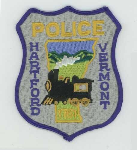 Hartford Town Vermont Police Department