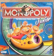 Monopoly Junior Board Game Maddington Gosnells Area Preview