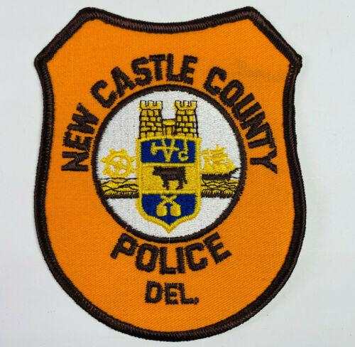 New Castle County Police Delaware DE Patch (B)