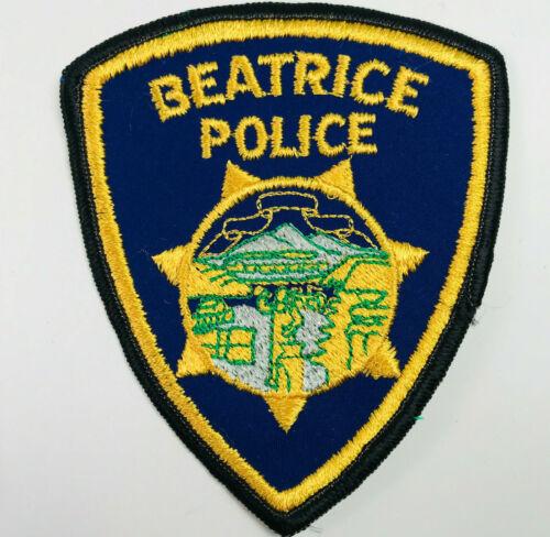 Beatrice Police Gage County Nebraska Patch