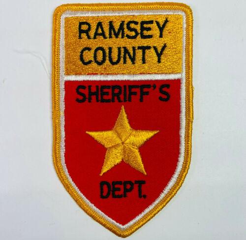 Ramsey County Sheriff