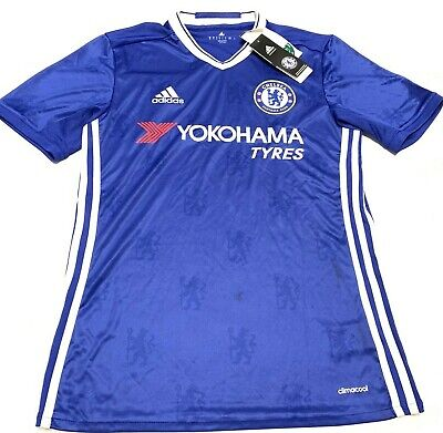 Adidas Chelsea Football Club FC Home Mens Jersey Small S New 2016  image