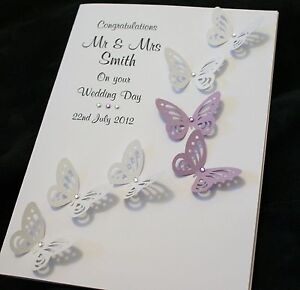 Butterflies Wedding Invitations is great invitation sample