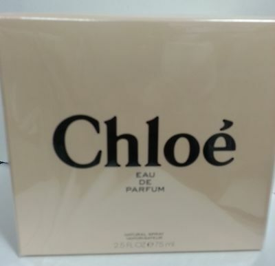 Chloe by Chloe 2.5 oz / 75 ml Women EDP Perfume NEW IN SEALED BOX