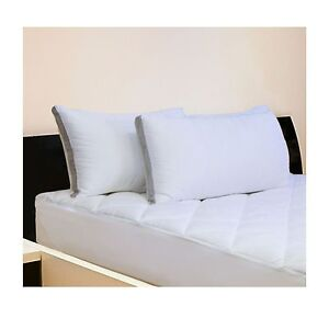 2NEW-King-Hotel-Luxury-Reserve-Collection-Bed-Pillow-Pillows-Egyptian-Cotton-New