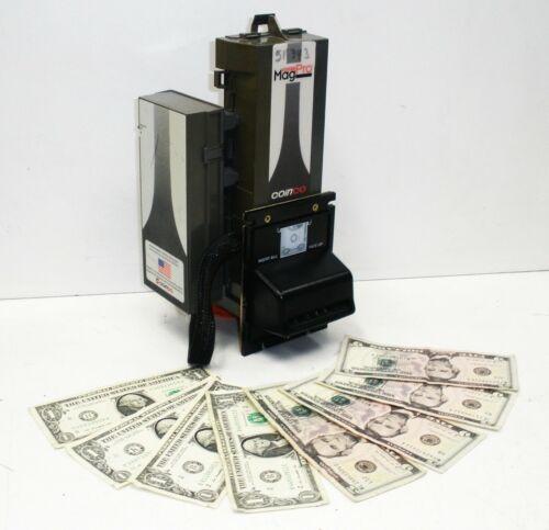 Coinco Mag Pro $1 $5  MAG50B MAG30B Bill Acceptor Validator - New $5
