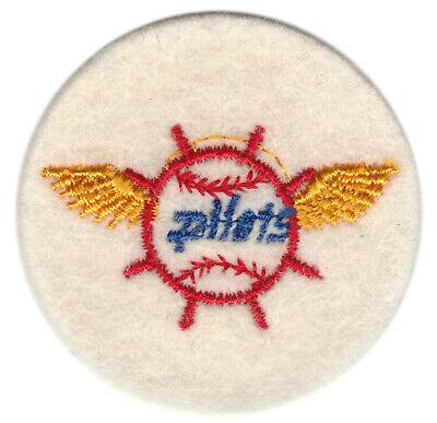 1969 SEATTLE PILOTS MLB BASEBALL VINTAGE 2