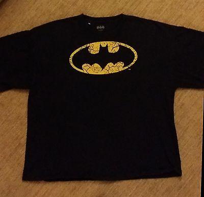 Мужская футболка DC Comics Batman Cracked