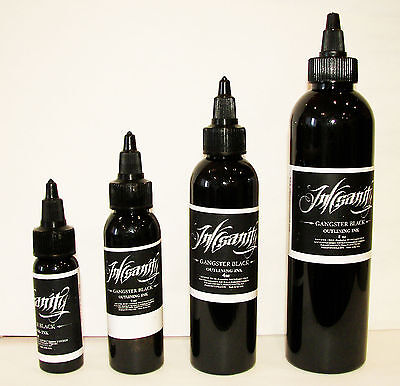 Buy cheap Inksanity Gangster Black products