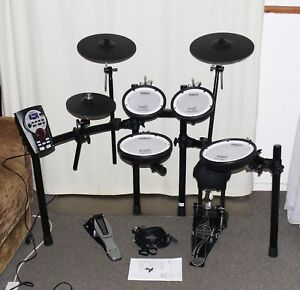V-Drum batterie électronique Roland TD-11KV SUPER KIT full mesh