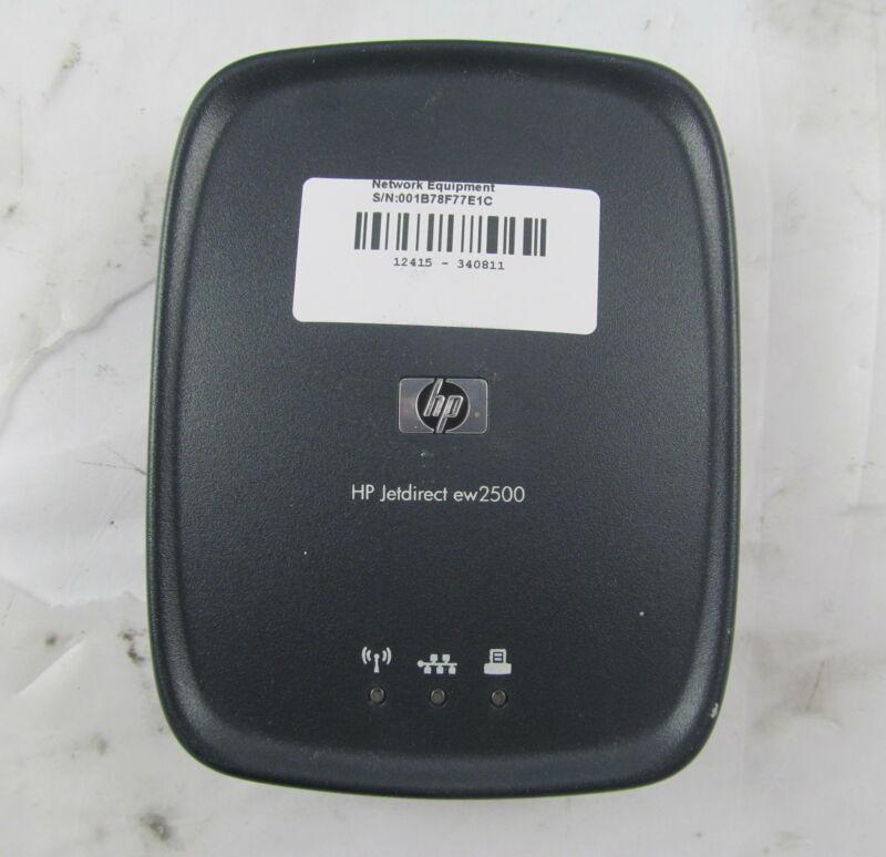 HP Direct ew2500 Print Server J8021A