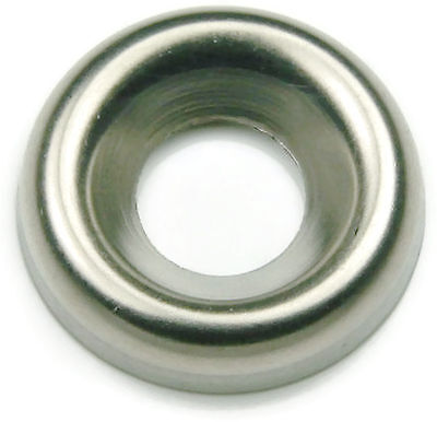 Stainless Steel Finishing Cup Washer 8 Qty 250