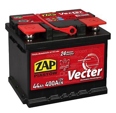 Starterbatterie 12V 44Ah 400A | für Akku, Akkumulator, Batterie,Autobatterie |