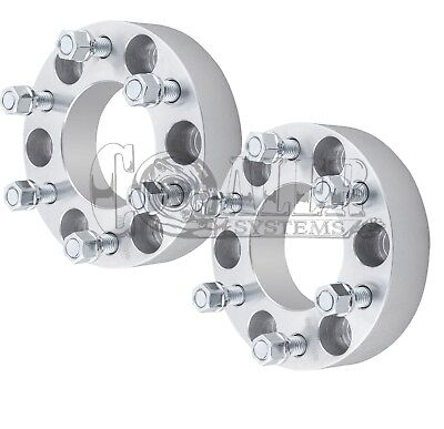 2 Wheel Spacers For Ford F150 Expedition 03 04 05 06 07 08 09 10 11 12 13