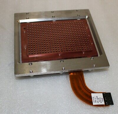 Applied Biosystems 7900ht 4313758 Rev B.1 Heated 384 Well Cover