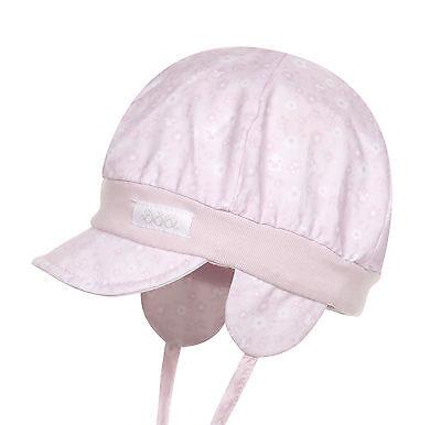 Döll Dolli Hut Mädchen Baby Mütze Babyhut Babymütze Sonnenhut UV Schutz 20 NEU