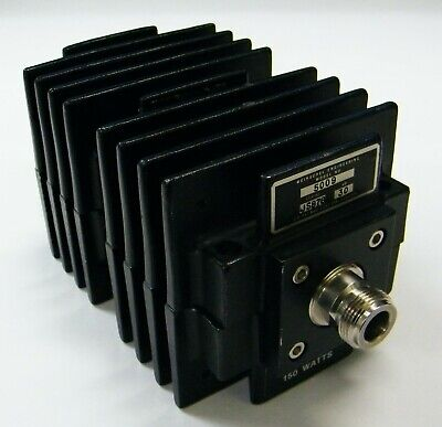 Weinschelaeroflex Mod. 5009 Fixed Rf Attenuator 150w 30db Dc-3.0ghz Used