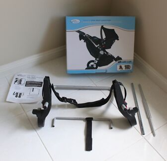 Baby Jogger Single Car Seat Adaptor Murrumba Downs Pine Rivers Area Preview