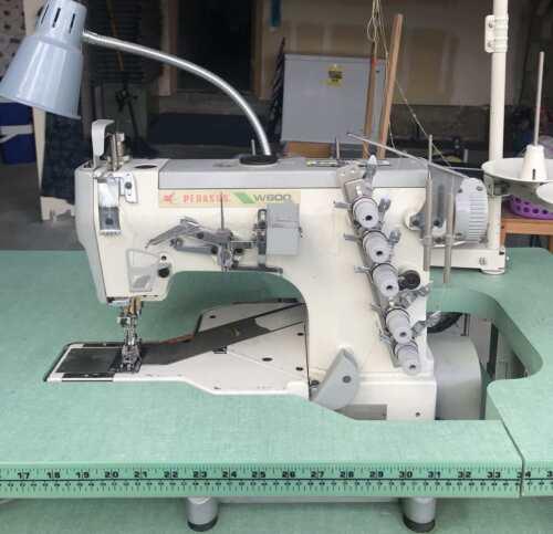 Pegasus W600 Cover Stitch Sewing Machine