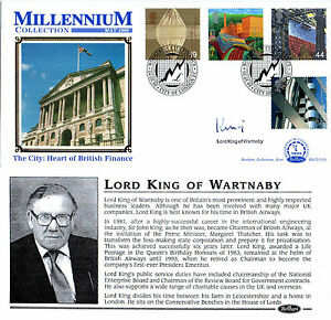 4-MAY-1999-WORKERS-TALE-BENHAM-FDC-SIGNED-LORD-KING-OF-WARTNABY-SHS