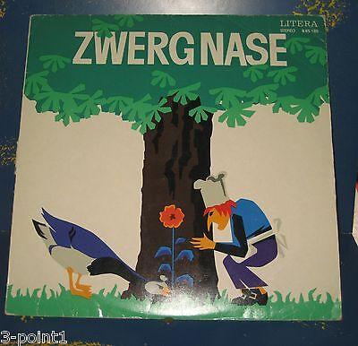 LP Zwerg Nase - Das Märchen vom falschen Prinzen Litera