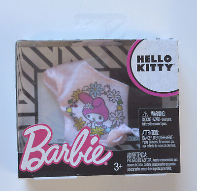 NEW Barbie Hello Kitty Doll Necklace ~ Model Muse Clothing Accessory Jewelry