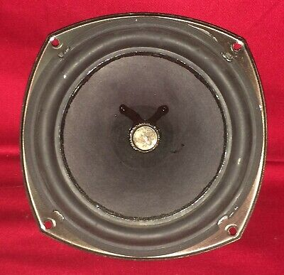 Royd Audio A-14 Woofer...working but has 2 slits in surround.