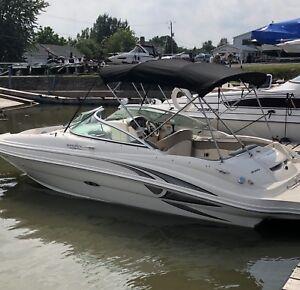 SeaRay 220 SD
