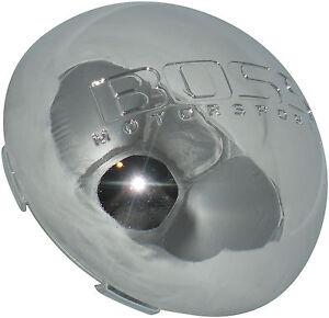 BOSS MOTORSPORTS AEWC 3148 CHROME WHEEL RIM CENTER CAP 301 303 304 306 307 308