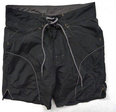 Cycle Liner Shorts (NOVARA~MINT!!~MEN'S BLACK NYLON CYCLE SHORTS INNER LINER NYLON W/GEL CROTCH-SZ:S)