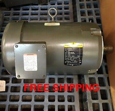 Baldor Reliance Motor Vm3710t Spec 37a003s141 Item-746368
